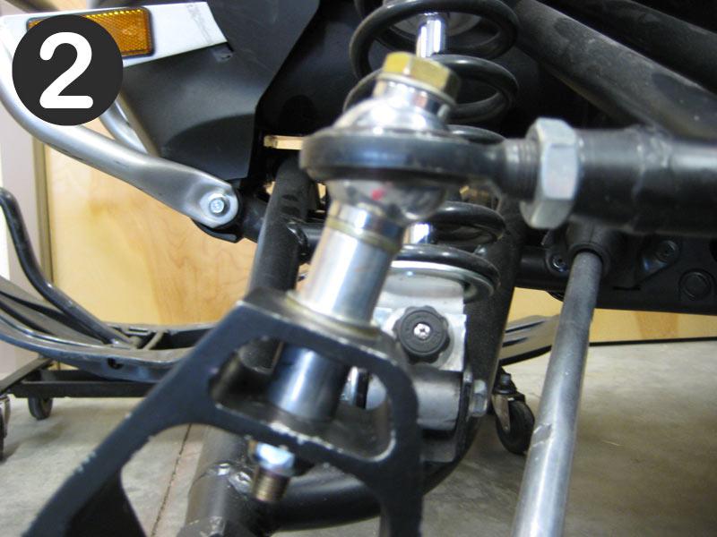 Yamaha Nytro Lower Ball Joints